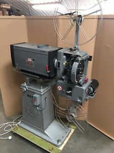Strong Century 35mm Film Projector,650w Quartz Lamp,Stereo,converted 4 Home USE