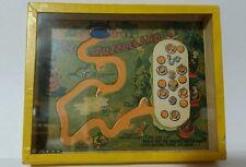 Anitque Toy Dexterity Puzzle Alice In Wonderland R. Journet England  Yellow trim