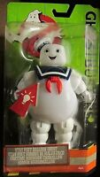 Ghostbusters Stay Puft Marshmallow Man Balloon Ghost Figure Mattel 6 inch NISP
