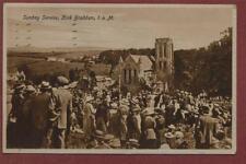 Edna Whitham. 1931.  Shaw Lane. Barnsley. Service Kirk Braddon  IOM.    da.93