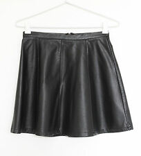 Unbranded Faux Leather A-Line Skirts for Women