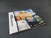 Jeuxn intendo DS compatible 3ds la carte aux trésors VF en loose + notice