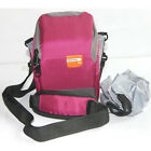 Shoulder Waist Camera Case Bag Pouch For Sony Alpha NEX-3N NEX-5R NEX-6 NEX-7 Z1