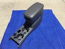 Toyota Tacoma Center Console Assembly Gray 2001 2002 2003 2004 With USB Charger
