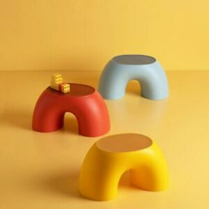 Plastic Step Up Stool for Children Kids Toilet Potty Training Sofa Chair Home