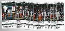 2014 MLB SAN FRANCISCO GIANTS BASEBALL COMPLETE SEASON FULL TICKETS - 81 TIX