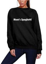 Mom's Spaghetti - Rap Funny Lose Yourself Kids Sweatshirt