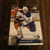 2016-17 CONNOR McDAVID UPPER DECK UD #75 BASE CARD