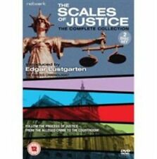 SCALES OF JUSTICE - THE COMPLETE SERIES NEW DVD