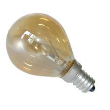 1 x Gocce Lampadine A Incandescenza 40W E14 Oro Lampadina 40 Watt decorazione