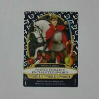 Disney Sorcerers of the Magic Kingdom card #33 Prince Phillip's Enchanted Sword