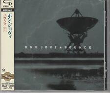 Bounce by Bon Jovi (Mar-2012, Universal) Japan Import SHM-CD Bonus Tracks Sealed