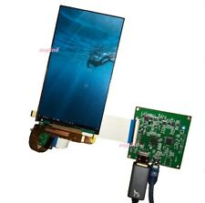 """HDMI To MIPI EDP Controller Kit + 5.5"""" LS055R1SX04 Panel 1440x2560 IPS LCD LED"""