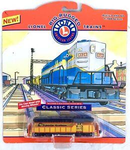 Lionel Big Rugged Trains - Classic Series - Baltimore & Ohio Chessie - 1:160 #M8