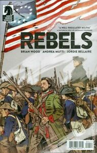 Rebels #4 VF 2015 Stock Image