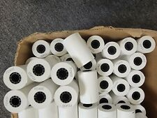 50 Rolls of Receipt Paper for Fd400 Credit Card Terminals