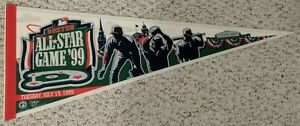 MLB BOSTON RED SOX HOST 1999 ALL STAR GAME  PENNANT