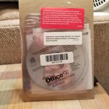 Microsoft Small Business Edition 97.2 Still in Package