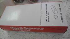 Pass & Seymour FC40-GL Flexcor Strain Relief EHU Plug/Conn., Box of 14 - NEW