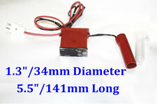 Syringe 141mm long 34mm diameter 110V 55W  w/ Digital Controller & pipe heater