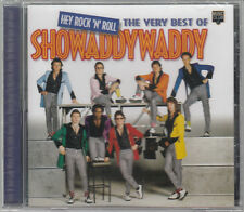 SHOWADDYWADDY Hey Rock 'N' Roll The Very Best Of. 1999 24-track CD SEALED/NEW