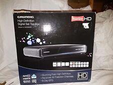 GRUNDIG High Definition Digital Set Top Box Model GUD300HD