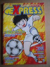 EXPRESS - Rivista Manga n°13 Ryusei il Temerario Ed. Star Comics   [G371A]