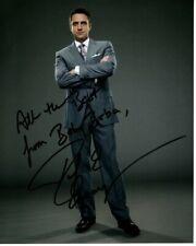 RAUL ESPARZA signed autographed LAW & ORDER SVU RAFAEL BARBA photo