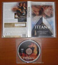 Titanic [DVD] James Cameron, Leonardo DiCaprio, Kate Winslet, Bill Paxton