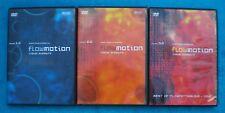 FLOWMOTION volume 1,2,3 elektrolux DVD Space Night electro elektro Bayern 3 RAR