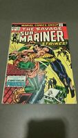 Sub-Mariner #68, FN+ 6.5, 1st Appearance Force