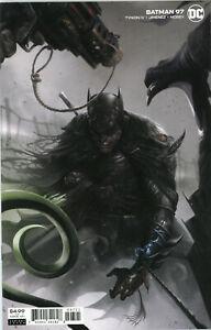 Batman #97 (2020) DC   Joker War   Francesco Mattina Card Stock Cover   Amazing!