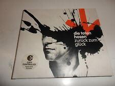 CD  Die Toten Hosen - Zurück Zum Glück