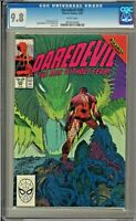 Daredevil #265 CGC 9.8 White Pages John Romita Jr