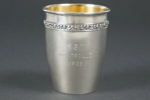 Trophy Silver Cup 800 S Sgv 5. Control 1928 1.28Z