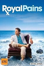 Royal Pains - Completo COLLECTION 1-8 Stagione DVD - UK compatibile