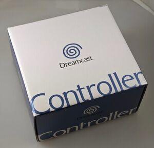 OEM Official Sega Dreamcast Controller - Blue Swirl Brand New CASE FRESH
