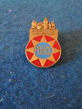 French Enamel Badge - Saumur Police