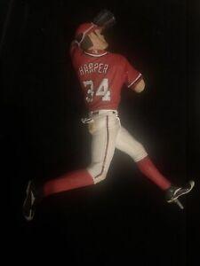 MLB Bryce Harper Washington Nationals by McFarlane Series 31 Loose