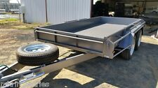 12x6 Tandem Trailer  -  2 tonne GVM