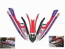 KAWASAKI 800 SXR jet ski STAND UP wrap graphics pwc up jetski decal kit pjs logo