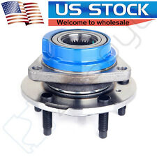 1 NEW Performance Wheel Hub & Bearing Assembly Front Drivers Or Passengers Side