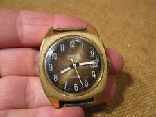 """███►alte Armbanduhr """" Glashütte - Spezimatic /Kal.75 """" ohne Band"""