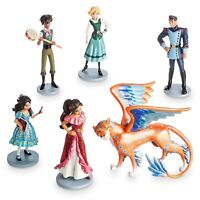Disney Elena of Avalor Figure Play Set Ages 3+ Toy Gabe Naomi Mateo Skylar Tiger