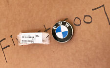 GENUINE BMW Wheel Center Emblem Logo 1Hub Cap 1 2 3 4 5 6 7 x1 x3 x4 x5 x6 z3 z4