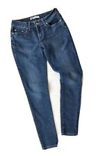 Levis 535 Legging Jeans Womens Size 9 27 x 30 Skinny Stretch Denim Levi's