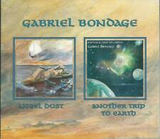 GABRIEL BONDAGE - ANGEL DUST + ANOTHER TRIP TO EARTH CHICAGO AREA PROG SEALED CD