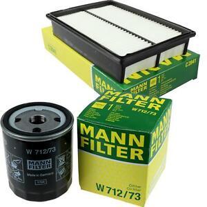 MANN-Filter Set Ölfilter Luftfilter Inspektionspaket MOL-9694405
