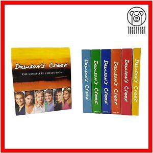 Dawsons Creek The Complete Collection DVD Boxset Seasons 1-6 Region 2 Drama 15+
