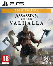 Assassin's Creed Valhalla - Gold Edition | PlayStation 5 PS5 NEW - PREORDER